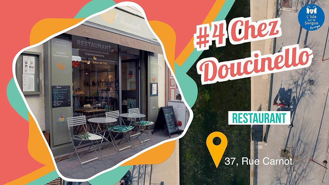 « Je consomme local » #4 Doucinello