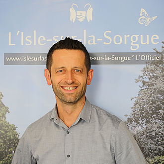 Portrait de Ludovic GERMAIN